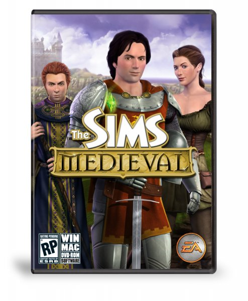 The Sims Medieval logo