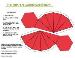 papercraftplumbob_red